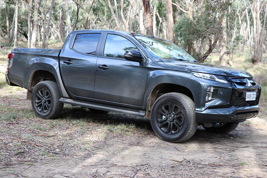 Mitsubishi Triton Gsr 2020 Review Www Trucksales Com Au