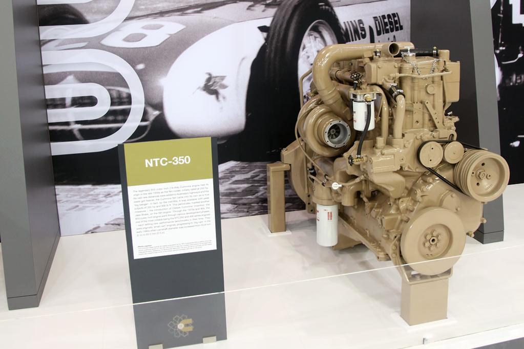 History Cummins Engines Down Under