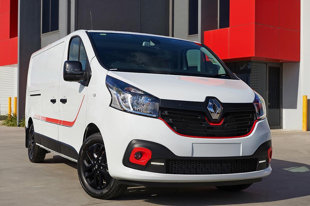 Renault Trafic Formula Edition returns - www trucksales com au