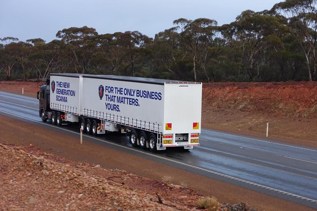 Scania G500 Review Kalgoorlie to Perth: Review - www