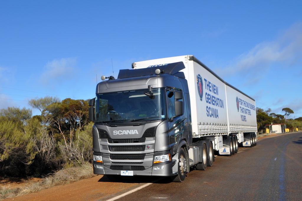 Scania G500 Review Kalgoorlie To Perth Review Www Trucksales Com Au