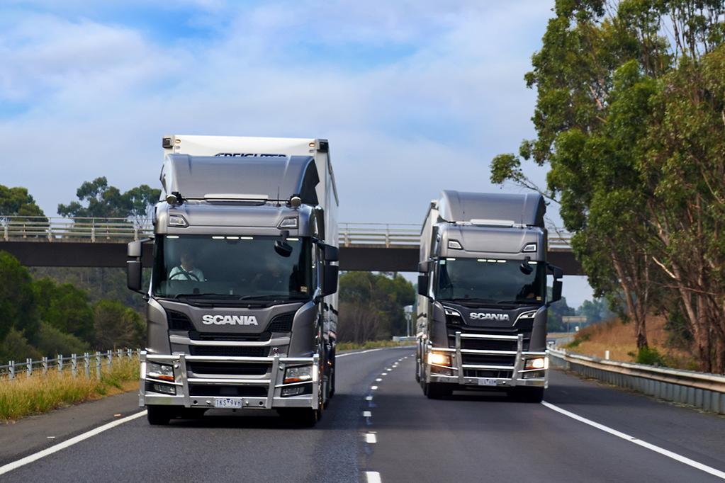 New Generation Scania: Launch review - www trucksales com au