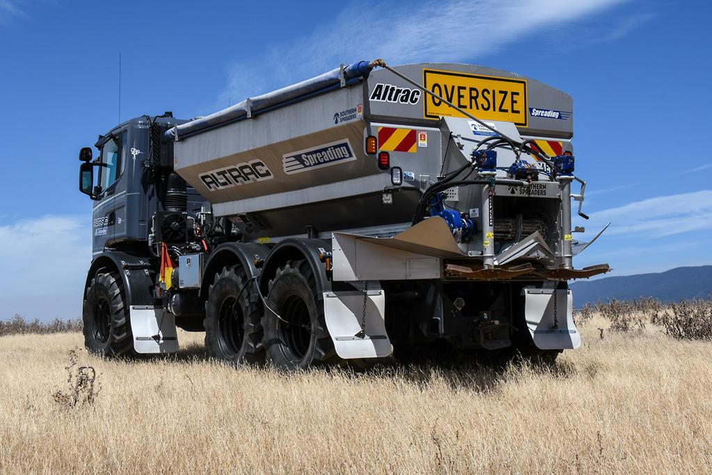 2018 Scania P 450 XT: Operator Review - www trucksales com au