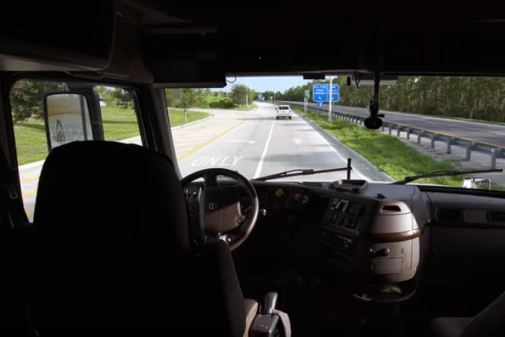 Remote control truck video