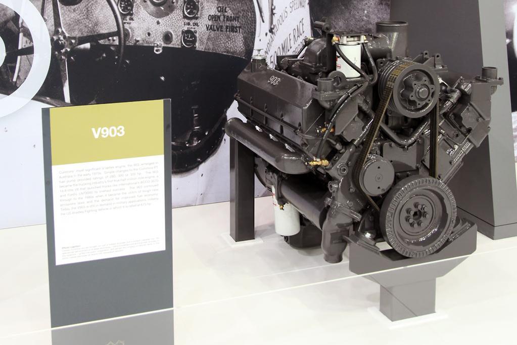 History: Cummins engines Down Under - www trucksales com au