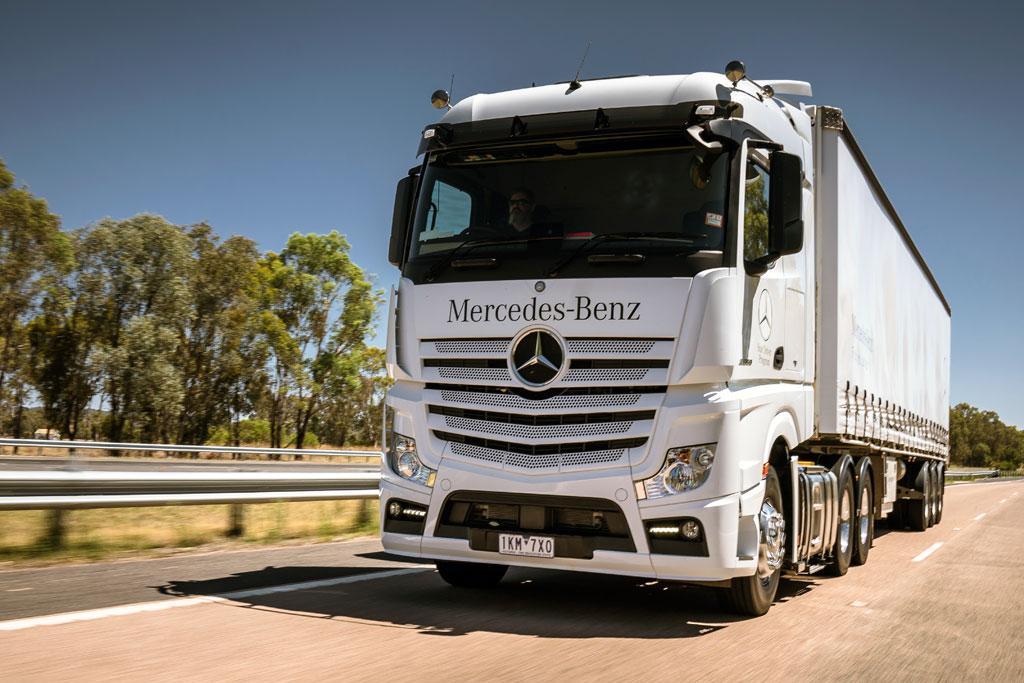 c007da9559 2018 Mercedes-Benz 2653  Review - www.trucksales.com.au