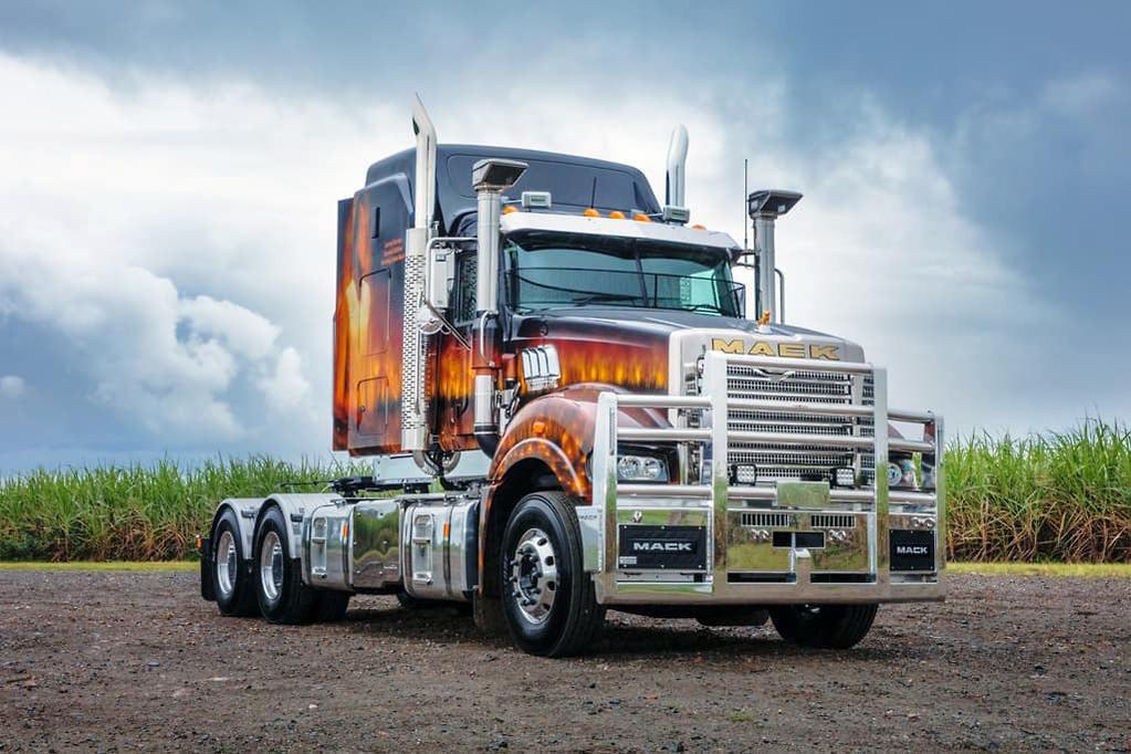 Mack sale gives farmers $60k - www trucksales com au